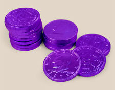 Milk Chocolate Coins 2lbs - New Purple