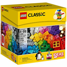 Lego® Classics Set 10695 Creative Building Brick Box Cube Beginner Ideas Sealed