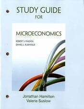 Study Guide for Microeconomics-ExLibrary
