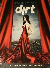 DIRT The COMPLETE FIRST SEASON All 13 Episodes + Bonus Features 4-Disc SEALED