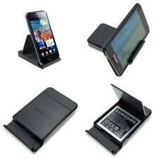 Genuine Samsung Akku Battery Charging Kit Stand Dock Galaxy S2 i9100 -EBH1A2USBC