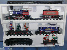 "TOY STATE ""G"" MODEL No.5305 ""HOLIDAY NUT CRACKER EXPRESS TRAIN SET VN MIB"