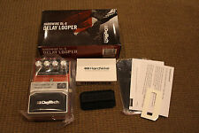 DigiTech Hardwire DL-8 Delay Looper Guitar Effect Pedal New - Free Shipping US