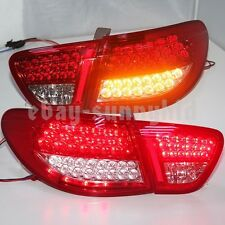 For Hyundai Elantra Avante FULL LED Taillights Assembly 2006-2010 Year Red Color