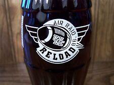 U K,  RELOAD  AIR  RAID  '98,  1 - 8  Oz Coke Bottle