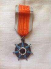 Médaille Française Ordre Du Mérite Sociale