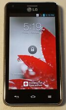 LG Mach LS860 Smartphone - SPRINT / TING - MODERATE Condition, Issues