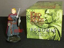 BRITAINS 40450 LORD OF THE RINGS FILM MOVIE BOROMIR METAL CHARACTER FIGURE
