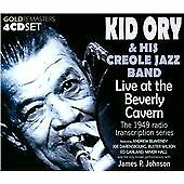 Kid Ory - Live At The Beverly Cavern (The 1949 Radio Transcription... 4CDS