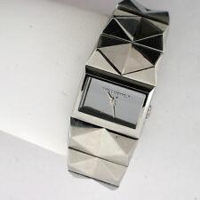Karl Lagerfeld KL2603 Perspektive Pyramid Stud Stainless Steel Bracelet Watch