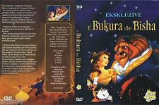 DISNEY BEAUTY AND THE BEAST DVD IN ALBANIAN SHQIP