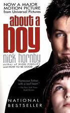 About a Boy (Movie Tie-In), Nick Hornby, 1573229571, Book, Good