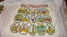 Souvenir Canada Vintage Apron The Well Made Style ~ Perfect