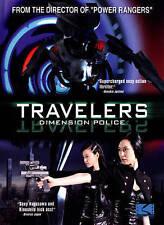 Travelers: Dimension Police (DVD, 2014)