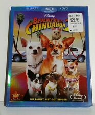 BEVERLY HILLS CHIHUAHUA 2 New Sealed Blu-ray + DVD