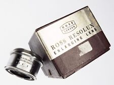 Ross 5cm f3.5 Resolux Enlarger Lens  #222611