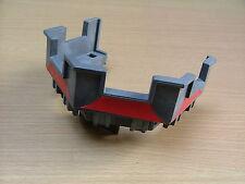 Playmobil Moyen Age piéce détachée finition de tour rempart gris chateau