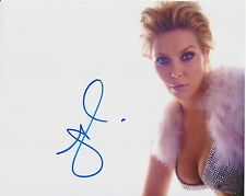 Alaina Huffman Signed Photo - Stargate / Smallville / Supernatural BABE - SEXY!
