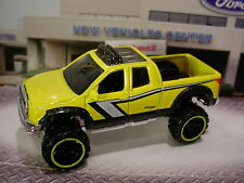 2016 HOT TRUCKS Exclusive '10 TOYOTA TUNDRA truck☆Yellow; OR6☆LOOSE Hot Wheels