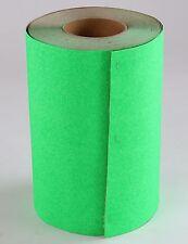 """Longboard Skateboard Griptape 10"""" Hot Neon Green Roll"""