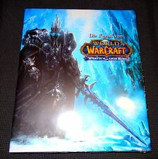 El arte de World of Warcraft-Wrath of the mente King Art Book artbook nuevo