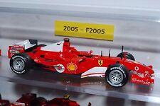 Ferrari F1 1:43 2005 F2005 num 2
