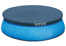 Intex 15' Easy Set Swimming Pool Debris Vinyl Cover Tarp | 28023E