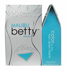 Betty Crazy Colour Ladies Permanent Pubic Bikini Hair Coloring Dyeing BLUE dye