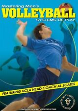 Mastering Mens Volleyball DVD: Systems of Play - Coach Al Scates - Free Shipping
