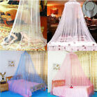 1PCS Elegant Round Lace Insect Bed Canopy Netting Curtain Dome Mosquito Net HY