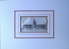 NAPOLI - L' Accademia - 1731 - MISSON - rif. 340 IT V