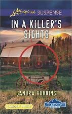 LOVE INSPIRED SUSPENSE SERIES~by Sandra Robbins~SAVE $$$ BY COMBINED SHIPPING