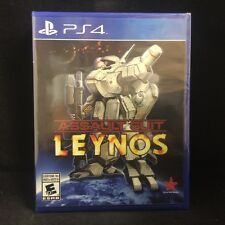 Assault Suit Leynos (Sony PlayStation 4, 2016) BRAND NEW / Region Free