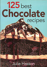 125 Best Chocolate Recipes  by Julie Hasson, PB