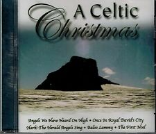 A CELTIC CHRISTMAS - ANGELS WE HAVE HEARD ON HIGH/I SAW THREE SHIPS - MINT CD