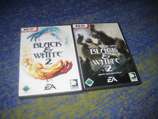 Black and & white 2 II et Battle of the Gods rare extension avec Manuel