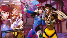 """YX00596 Overwatch -Hot Xbox One Video Game 25""""x14"""" Poster"""
