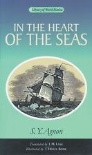 In the Heart of the Seas (Library Of World Fiction), Agnon, S. Y., New Book