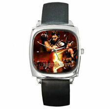 Bio Hazard 5 REsident Evil 5 ultimate leather Watch