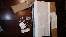 """2""""  Faux Wood  Blinds - Size - 15 1/2"""" x 66"""" - white"""