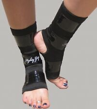 Black Tack Mighty Grip Ankle Protectors Large