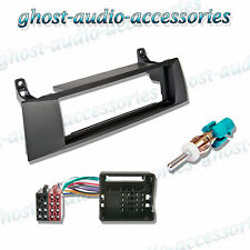 BMW 1 Series E87 Stereo / Radio Facia / Fascia Fitting Kit Adaptor Panel