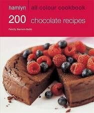 Hamlyn 200 Chocolate Recipes (All colour cookbook)  EXCELLENT PAPERBACK   M3