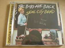 CD Album Stone Ciy Band(The Boys Are Back) 1981 New/Neuf S/S Sealed