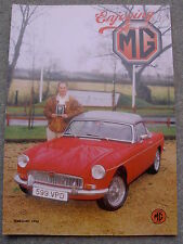 Enjoying MG (February 1994) MG 18/80, 18/100, MGB 4x4, Midget