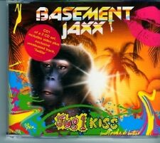 (DO510) Basement Jaxx, Jus 1 Kiss - 2001 CD