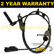 FOR JEEP COMPASS PATRIOT DODGE CALIBER 2007-12 ABS WHEEL SPEED SENSOR FRONT LEFT