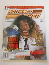 Nintendo Power magazine Volume 127 December 1999 WWF Wrestlemania 2000