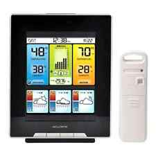 AcuRite Digital Home Weather Station Indoor Outdoor Wireless Thermometer, New