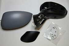 FIAT 500 ELECTRIC DOOR WING MIRROR LH LEFT N/S NEAR SIDE PASSENGER COMPLETE KIT